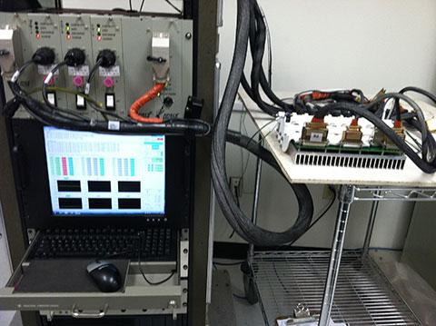 Battery Tester Chamber