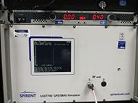 GPS Simulator GSS7700